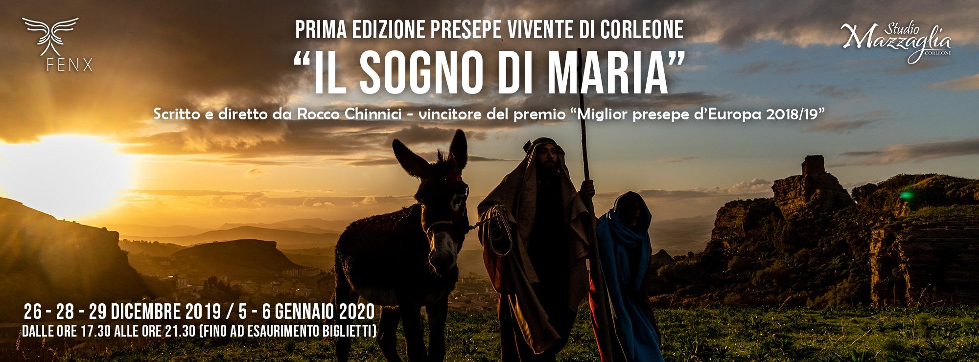 IL SOGNO DI MARIA – Corleone