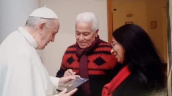Visita a Papa Francesco
